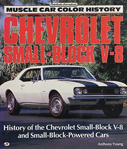 Chevrolet Small Block V8 (Muscle Car Color (Chevrolet Small Block)