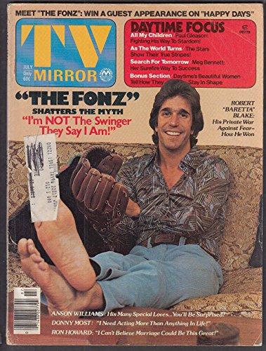 ler Robert Blake Ron Howard 7 1976 (Henry Mirror)