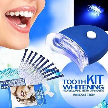 Amazon Com Elever 3 Pcs Oral Care Dental Gel Clean Cold Light