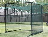 Ascent Sports Golf Cage - Practice Cage for Golf - Golf Training Net