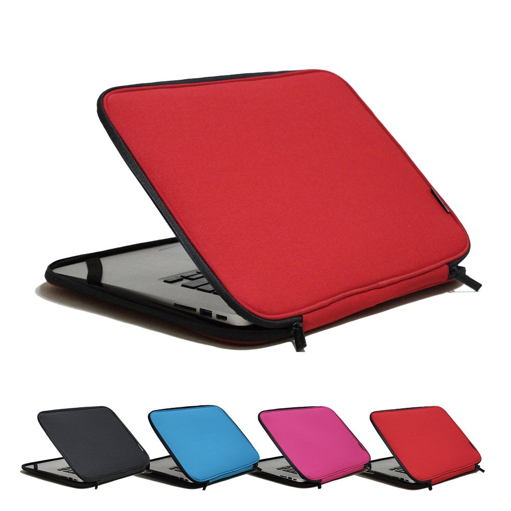 INTC-215X 13.3inch Amaranth-Red flip cover case