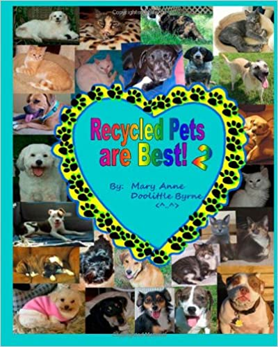 Book Recycled Pets Are Best 2