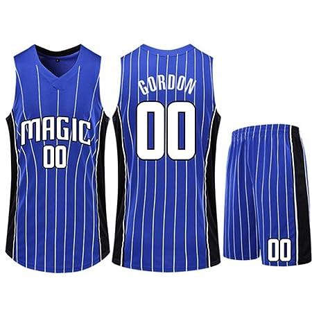 Gordon Basketball Jersey, camiseta de baloncesto mágica/ropa ...