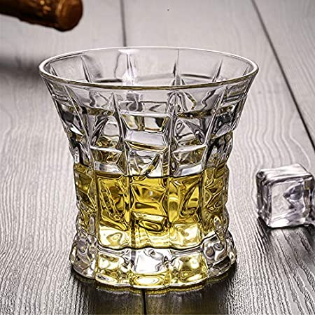 Vaso de cristal Whisky sin plomo Cerveza Súper claro Vino tinto Whisky Family Bar Party Wedding Cup Lo mejor para los amantes del vino