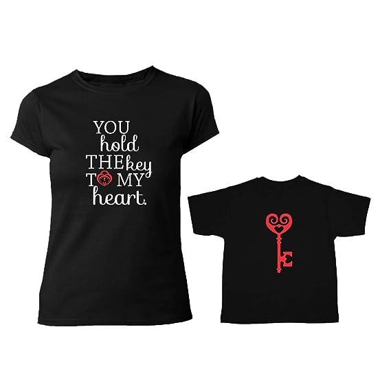 Ho La Chiave - T-shirt Bianca 6A885U