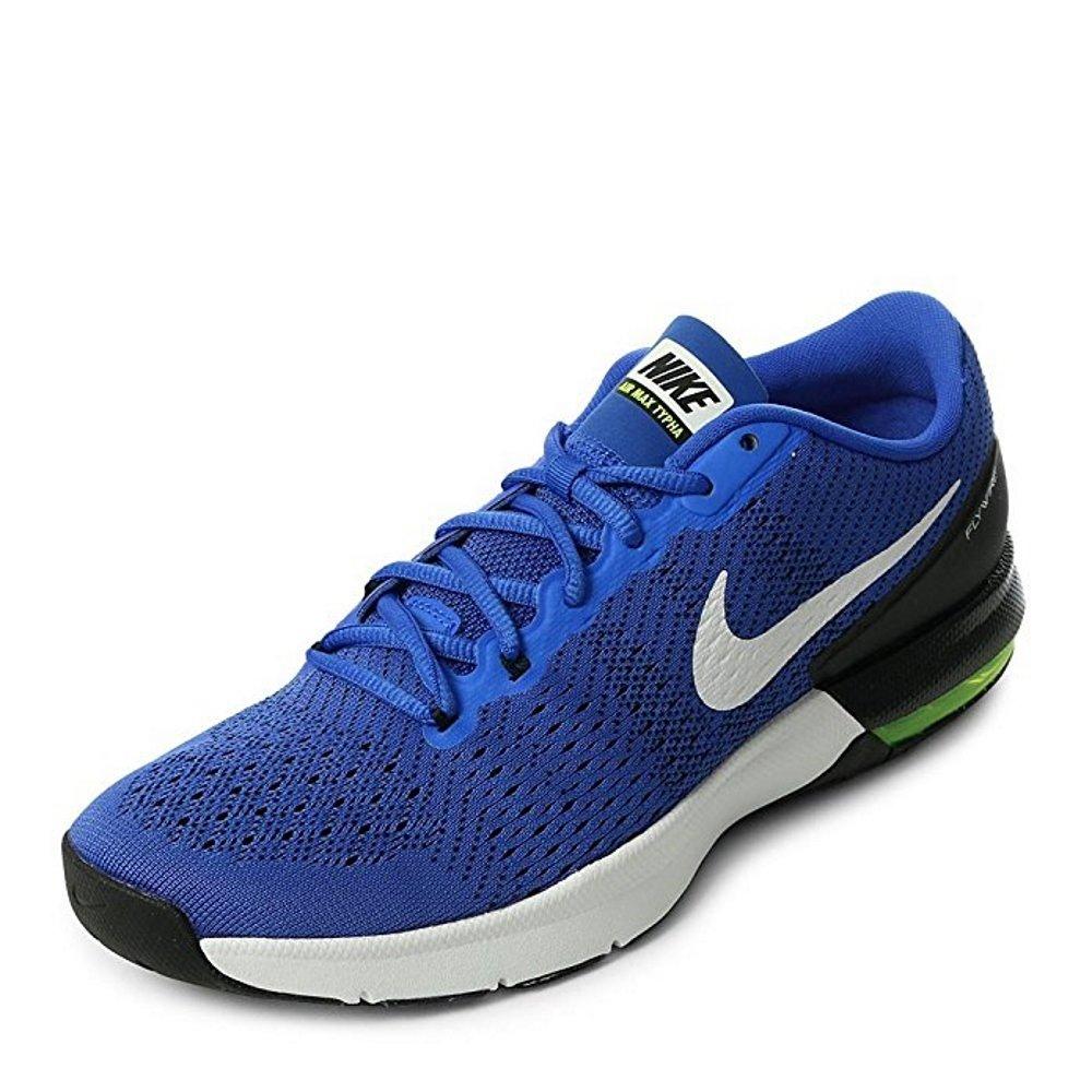 Nike Mens Air Max Typha Training Shoe (7.5 D(M) US, Racer Blue/White-Volt-Black)