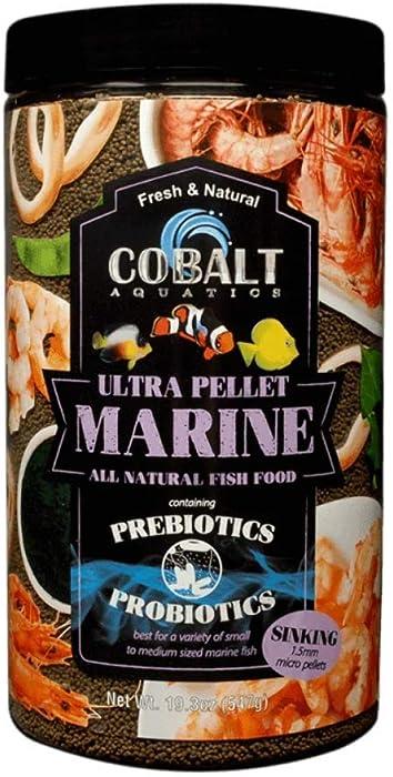 Cobalt Aquatics Ultra Marine Micro Pellets Sinking