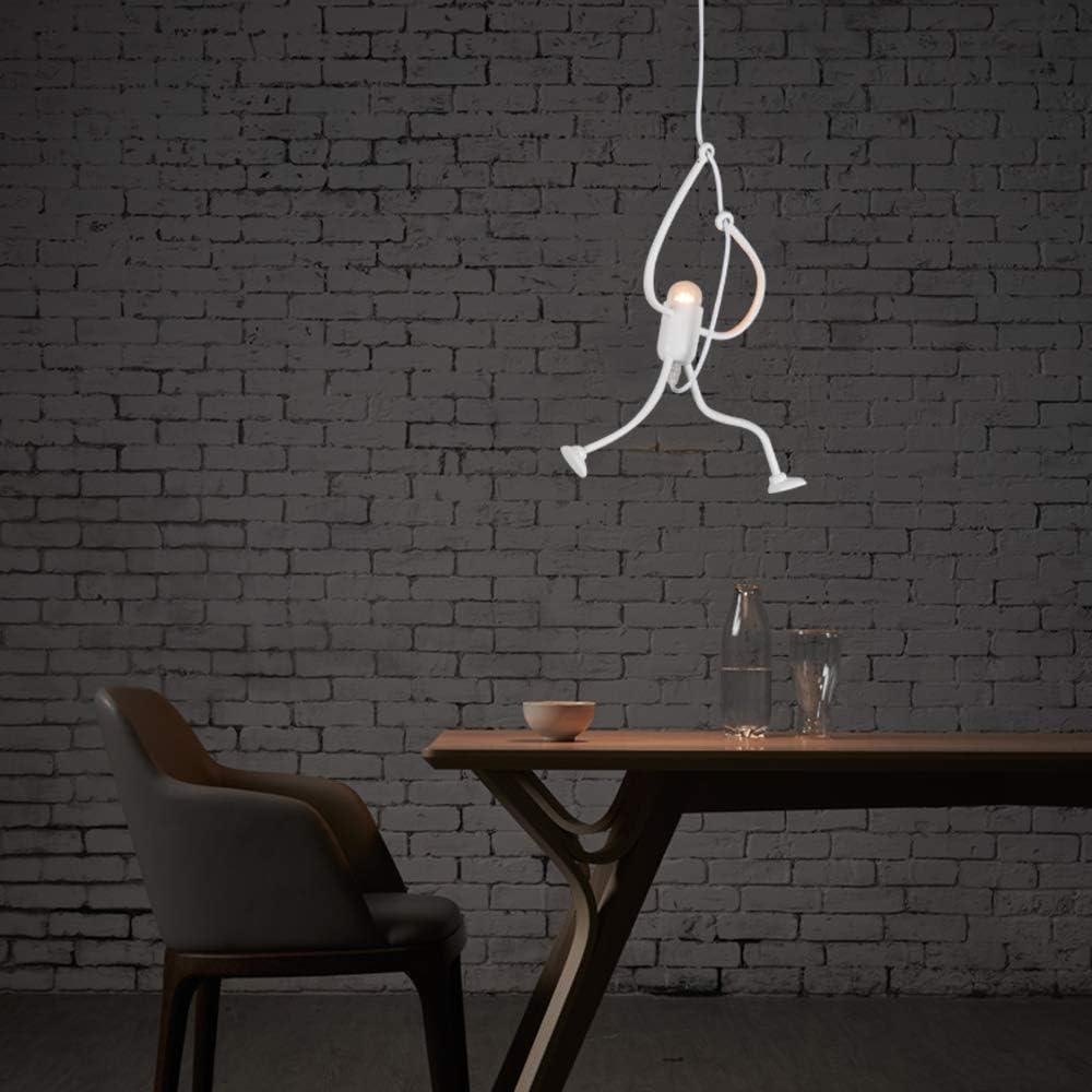 Ampoule Non incluse Suspension luminaire pendante Fer Lampe cr/éative Design Lampe Suspendue /Él/égant Suspendus Enfants Chambre Chevet Salon Balcon /Étude Mignon Lustre