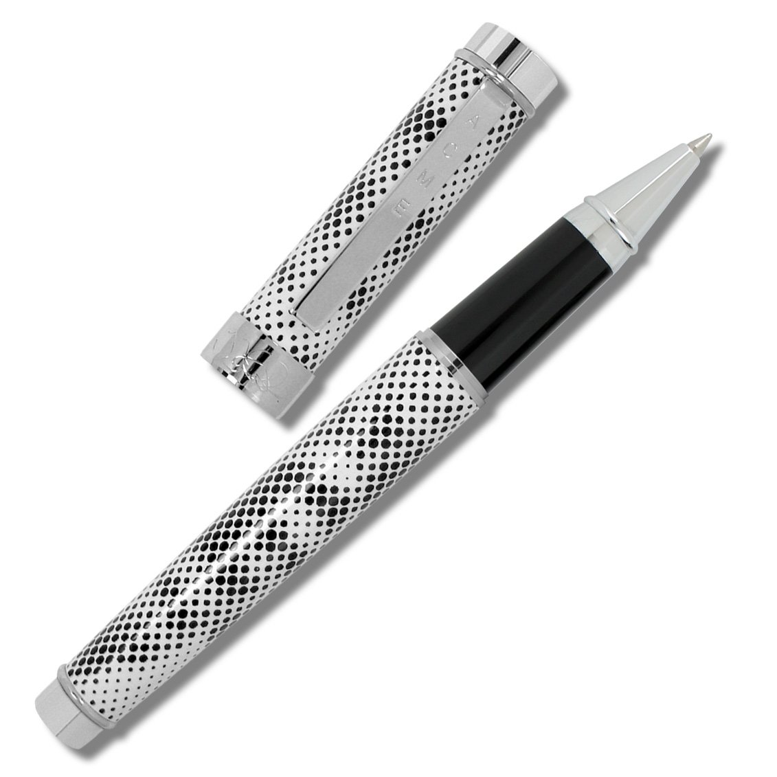 ACME Studios Halftone Roller Ball Pen by Todd Falkowsky (PTF01R) by ACME Studios Inc (Image #2)