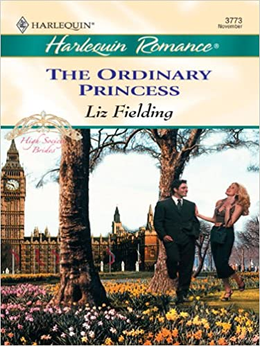 The Ordinary Princess by Liz Fielding