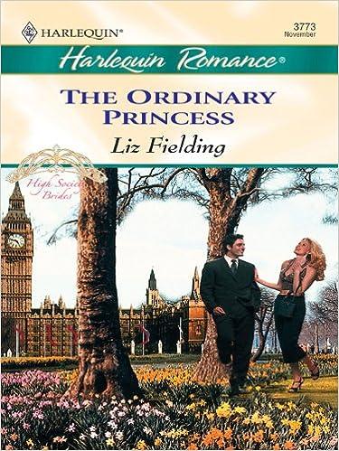 The Ordinary Princess by Liz Fielding