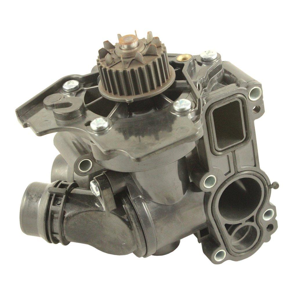 New Water Pump Thermostat Assembly For VW Golf Jetta GTI Passat Tiguan 2.0T 1.8T