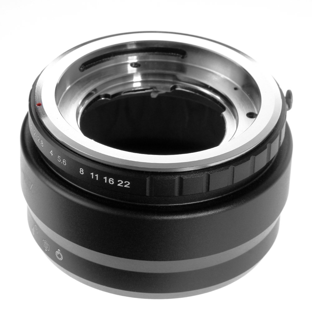 Amopofo AR-NEX Adapter Konica AR Mount Lens to Sony E NEX5 NEX7 C3 5C 5N A7 A7R A7RII VG30 Adapter