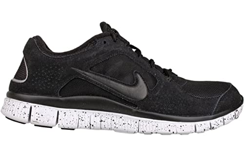 competitive price 7b172 2958b Nike Free Run +3 EXT Mens Running Shoes 531788-010 Black 10.5 M US