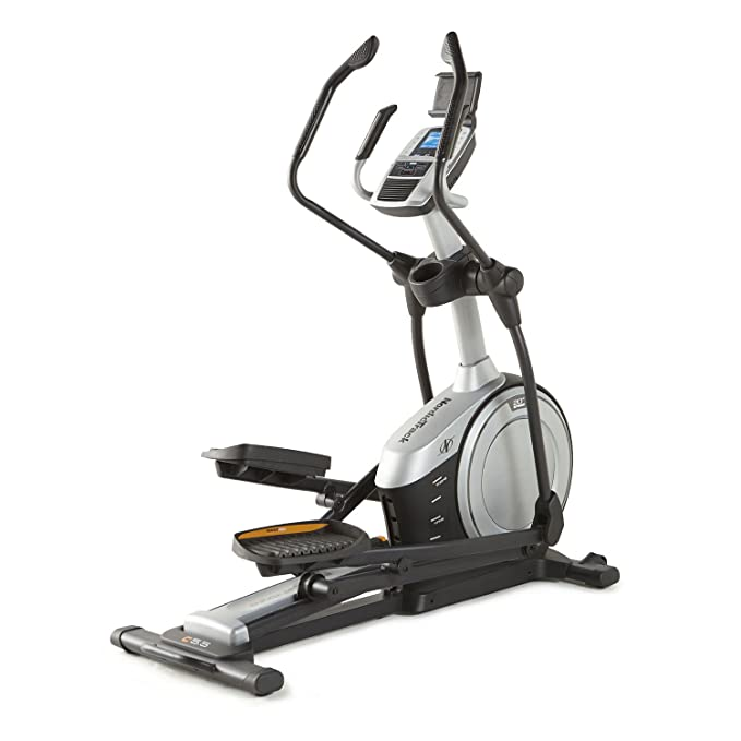 NordicTrack bicicleta elíptica C5.5 - 20 niveles de resistencia: Amazon.es: Deportes y aire libre