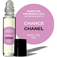MoBetter Fragrance Oils' Our Impression of Chance Perfume for Women (10ml Roll On)