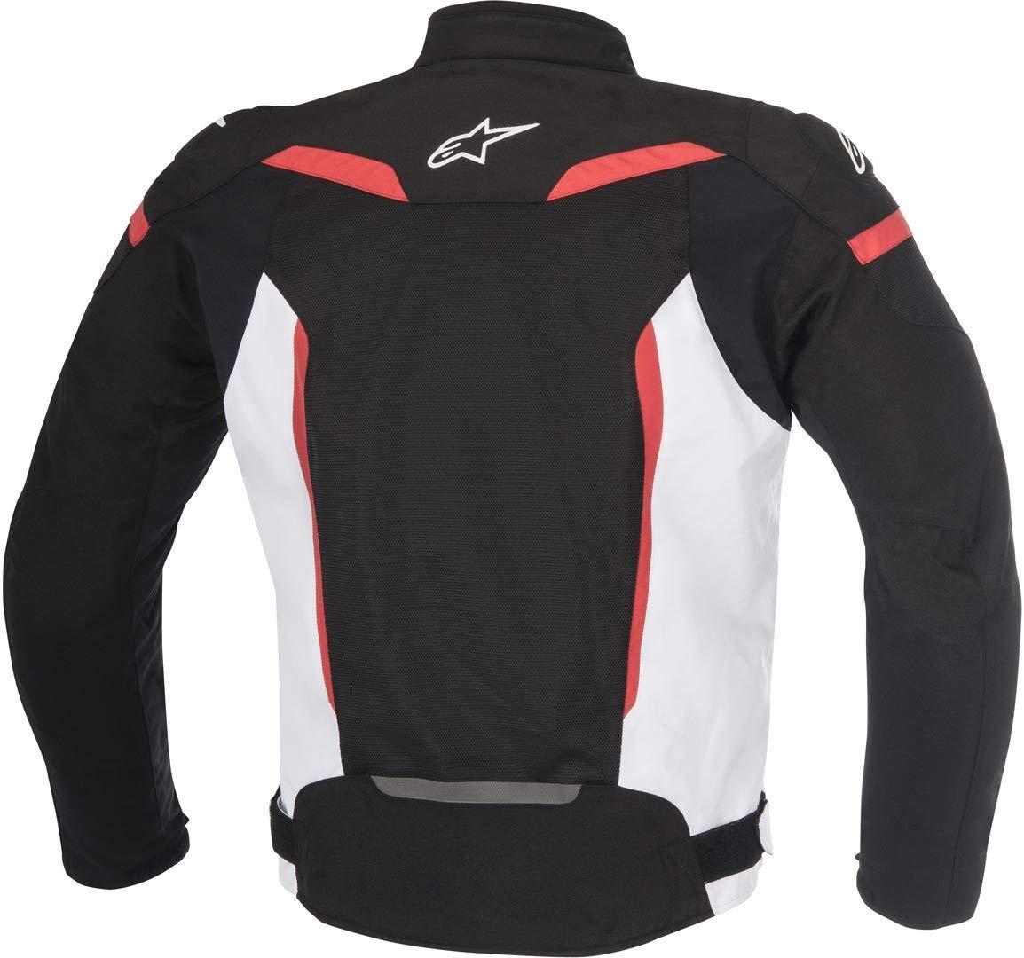Alpinestars taglia L giacca da motociclista T-gp PLus R V2/Air bianco e rosso di colore nero