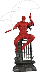 DIAMOND SELECT TOYS Marvel Gallery: Daredevil (Comic Version) Gallery PVC Figure