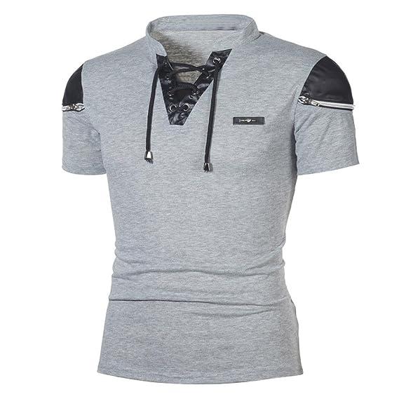 Promoción Pollover Camiseta niños Tees Camiseta Térmica de Compresión Moda Top Delgado de los Hombres Camiseta