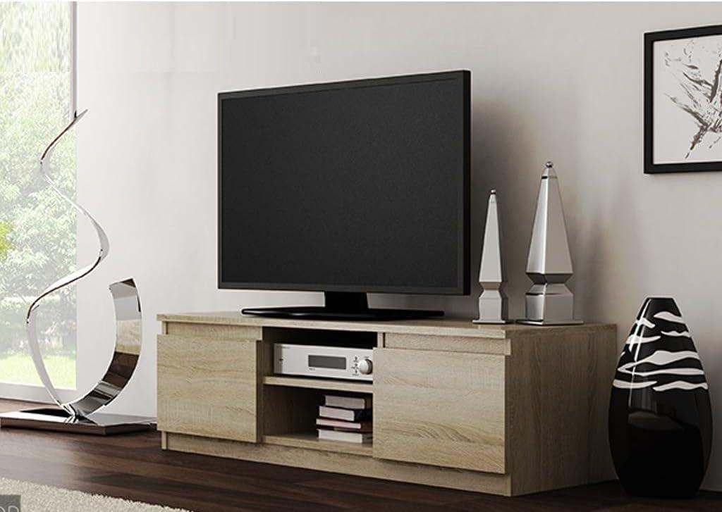 TV LOWBOARD tarjeta televisor Armario mesa de televisión TV de muebles,, Pari Sonoma: Amazon.es: Electrónica