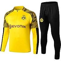 Borussia Dortmund Yellow Tracksuit Unisex 2019-20