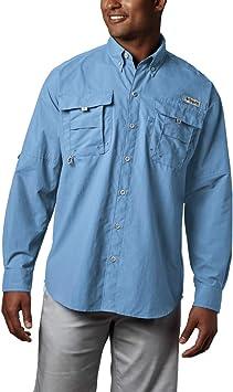 Columbia Sportswear Bahama II Camisa de Manga Larga para Hombre: Amazon.es: Deportes y aire libre