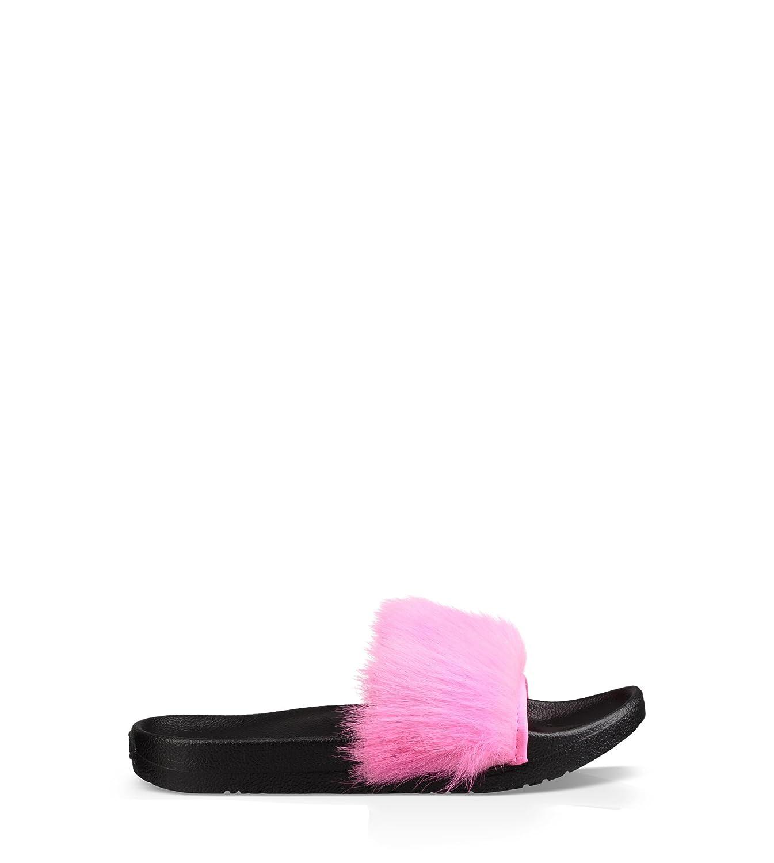 67f3cad3d5c Ugg fur sandals