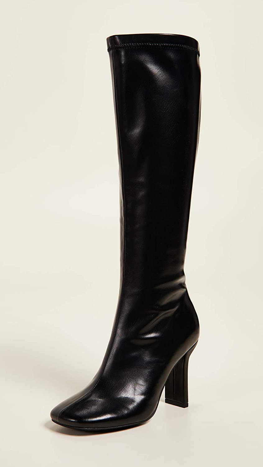 aa356587c1bc0 Amazon.com | Jeffrey Campbell Women's Obey Tall Boots | Knee-High
