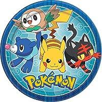 Amazon.com: Pokémon Kit de fiesta de cumpleaños, incluye ...