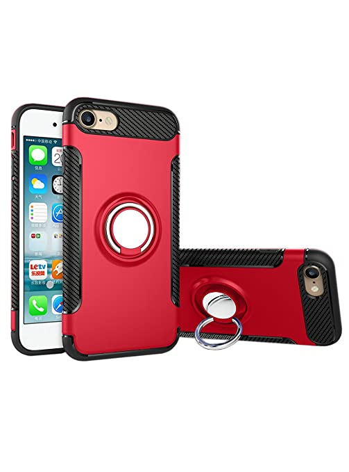MMY Carcasa iPhone 7 Plus, Case Ultra Delgada Protection ...