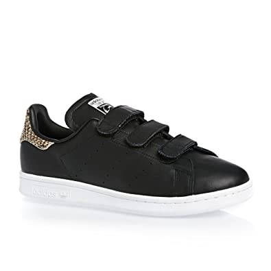 adidas Stan Smith CF, Baskets Basses Femme