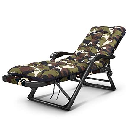 JU FU tumbona Silla reclinable plegable para uso doméstico ...