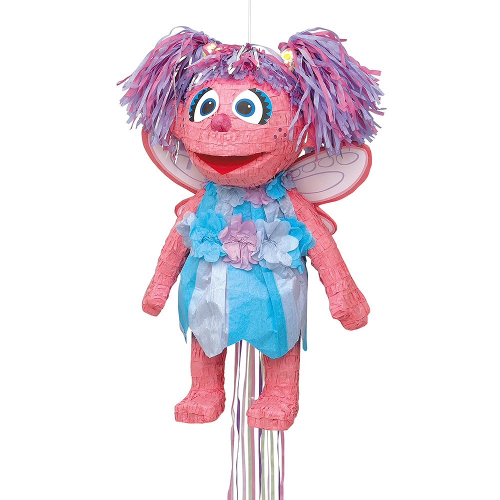 amazon com abby cadabby pinata pull string toys u0026 games