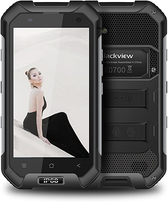 Móviles y Smartphones Libre Blackview BV6000 Smartphone Dual Sim ...