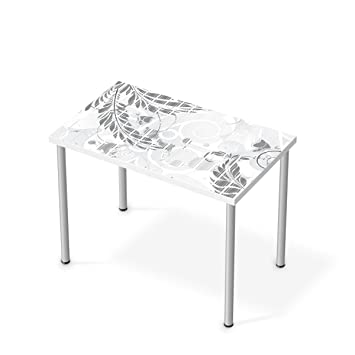 Klebetapete Folie Aufkleber für IKEA Linnmon Tisch 100x60 cm ...