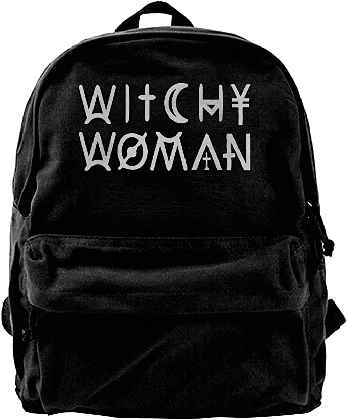 Wiccan Pagan Witch Shoulder Crossbody Shockproof Computer Protective Bag Briefcase 13//14//15.6 Inches
