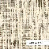 MUESTRA de papel pintado EDEM serie 228   textura de tela de lino, 228-XX:S-228-41