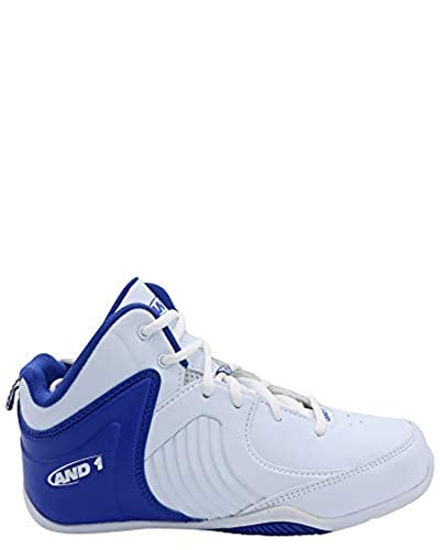 efc272151915d AND1 Kids Shoe Tsunami Basketball Sneakers