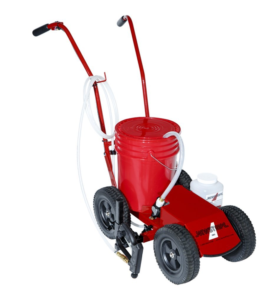 EcoLiner Plus Battery Powered Field Striping Machine