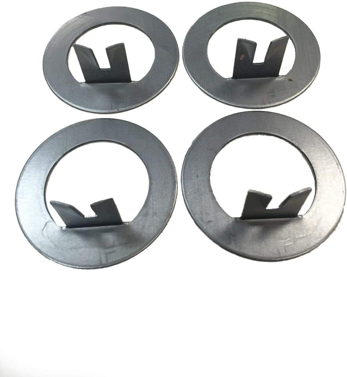 YiYuanG Replacement Trailer Wheel Spindle Tang Anti-loosening Washer 2 pairs Fits 2 to 7K EZ lube Axle