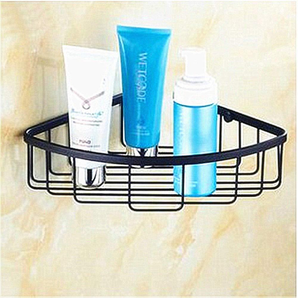Willsego Comprobar Negro Tallado Conjuntos de baño Toallero Toallero Toallero Secador de Cabello Rack, 5 Ganchos (Color : Soap Dish)