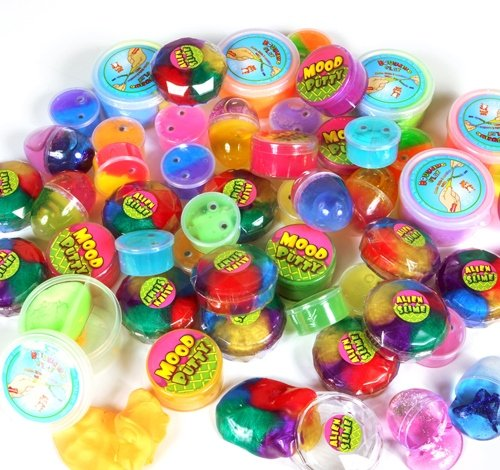 48 PC PUTTY ASSORTMENT, Case of 3