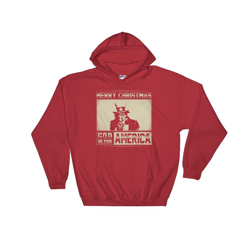Dont underestimate U.S Veterans Hooded Sweatshirt