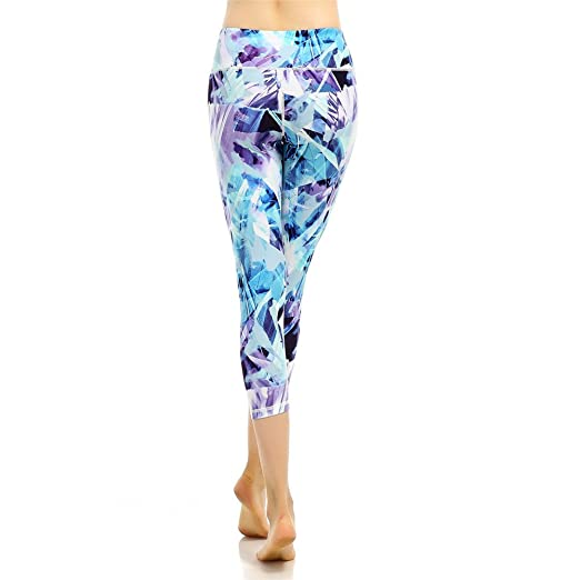 Zgsjbmh Pantalones de Yoga de Gran tamaño Fitness Running ...