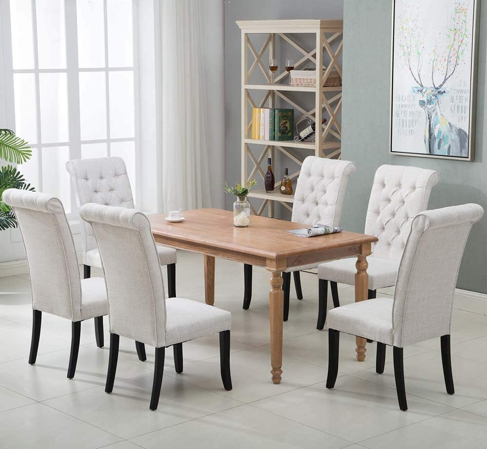 Amazon coupon code for Tufted Arm Dining Accent Chair