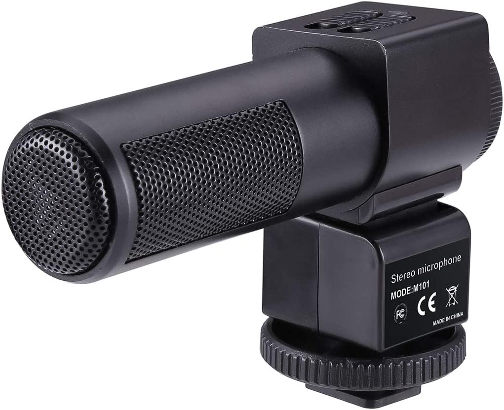 Amazon Promo Code for Camera Microphone-Stereo Microphone
