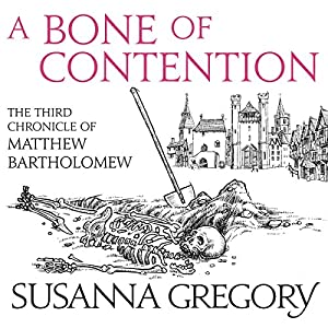 A Bone of Contention Audiobook