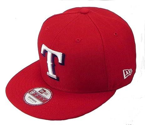 cc163d46e92 ... reduced new era texas rangers link mlb snapback men hat cap red 9fifty  s m 486b5 686ab