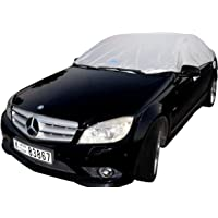 EasyCool Car Cover. Convenient and Superior Quality. Lower your car's temperature and protect your interior.