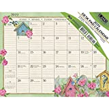 The LANG Companies Birds in The Garden 2019 Desk pad (19991010029)